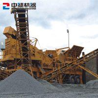 废旧混凝土破碎站 许昌时产50吨建筑垃圾循环再利用生产设备价格