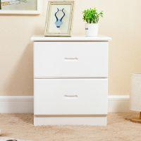 简易床头小柜子特价组装实木纹储物柜迷你卧室边柜简约现代床头柜