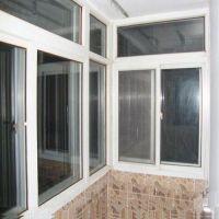 挤压型铝合门窗 南宁铝合窗品牌 门窗安装工师傅