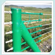 镀锌绳索护栏@公路绳索护栏设计@人字柱缆索防护栏