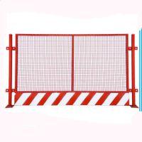 安平临边围栏厂家 基坑专用围栏网 黄色警示围栏