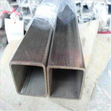 304不锈钢方管厂家 201拉丝不锈钢管 316L镜面不锈钢方管