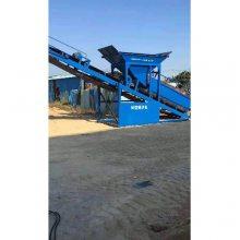 筛砂设备图片 车载筛砂设备报价 凯翔 筛砂设备报价