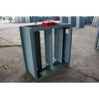 对开多叶风量调节阀/尺寸300*300/风机排风设备配件/手动电动选配