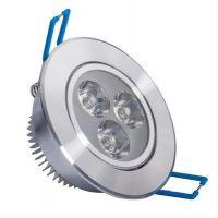 LED小射灯3W瓦全套开孔5cm5.5cm6cm6.5cm7cm8cm5-6公分天花牛眼灯
