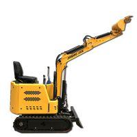 金旺专业油电两用履带挖掘机厂家 15小型挖掘机