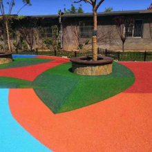 山东MMA喷涂 彩色透水混凝土专用的透水增强剂厂家