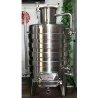 果酒果醋设备 酿造发酵设备等济南供应商 贝凯斯BKS 啤校长