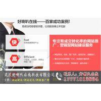 武汉网站制作公司-网站建设开发-武汉好喇叭在线