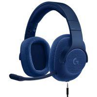 罗技(Logitech)G433 7.1 有线环绕声游戏耳机麦克风 游戏耳麦