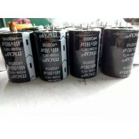 500V2700UF电容-高压储能电容-铝电解电容-螺栓电容器-ITA日田电容器