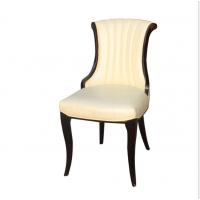 餐厅高档餐椅西餐椅奢华包房韩式椅子定做,深圳餐厅家具工厂