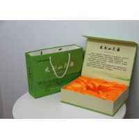 安徽书本开特产包装盒定做找广印,出货快,二十年包装盒生产经验,质量无忧