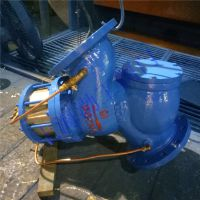 YQ98001-16C DN50 过滤活塞式可调式减压阀 预防水击泄放阀 渤工阀门