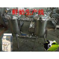 鲜奶加工设备-全自动鲜奶生产线设备厂家