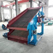 供应矿用振动筛 多层振动筛 震动筛大型筛分设备 筛沙机械厂家