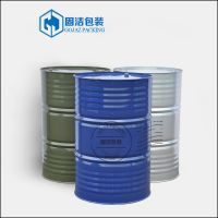 南京固洁优质供应200L闭口液体化工钢桶