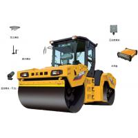 路面质量监测-智能摊铺压实管理系统