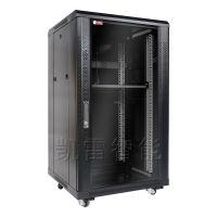 供应18U网络机柜 1米网络机柜 广州凯雷机柜工厂 全国速发