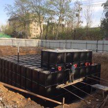 兴化地埋式BDF不锈钢消防水池