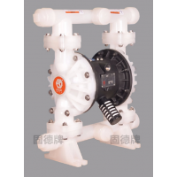 【厂家直销】QBY3-32SFFF工程塑料气动隔膜泵,固德牌湖北发货