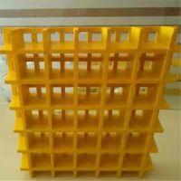 四川钿汇鑫品牌玻璃钢格栅格栅盖板2*2.5米洗车房格栅污水厂复合钢格板钢踏步板养殖用格栅