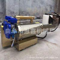 杀菌高效脉冲弥雾机 玉米小麦省力打药机 大容量汽油脉冲弥雾机