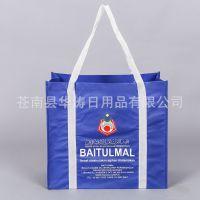 厂家直销覆膜无纺布袋定做 环保购物手提袋 可定制logo