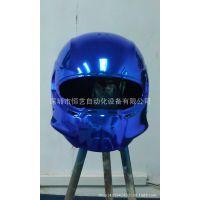 摩托车塑胶ABS|碳纤维|玻璃钢头盔表面电镀处理设备生产线