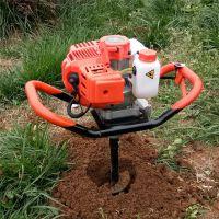 新款挖坑植树机 定做加工小型挖坑机