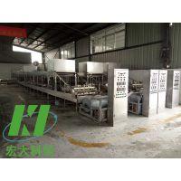一机多用型腐竹油皮机 腐竹油皮都可生产的设备哪有卖 宏大科创全自动腐竹机