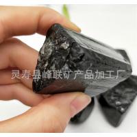 电气石批发 黑碧玺晶体柱状 3-5CM 现货 规格大小齐全