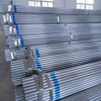 厂家直销各种规格镀锌管及加工镀锌业务