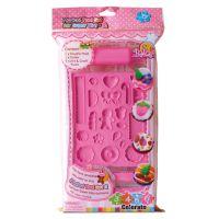 卡乐淘超轻粘土模具工具套装黏土儿童diy手工硅胶模具彩泥橡皮泥