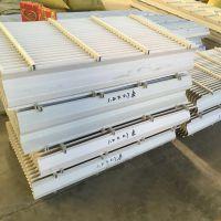 带勾除雾折流板PVC玻璃钢PP不锈钢 河北华强