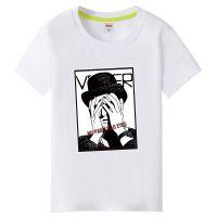 夏季男士短袖T恤潮牌韩版圆领新款潮流宽松男生纯棉夏装学生装