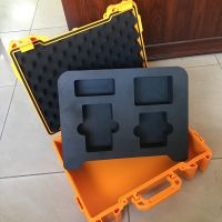 eva包装海绵航空箱减震内衬来图定制