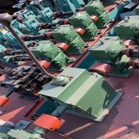 二手高频焊管机设备 自动化直缝钢管焊接制管机 欣辰精密焊管机组