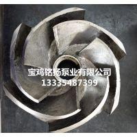 CZX/IH/IJ/IS钛泵备件钛泵体钛叶轮