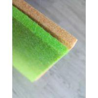 专业生产电影院会议室环保高质量隔音聚酯纤维吸音板
