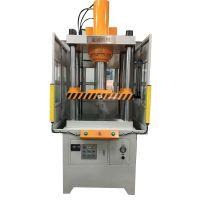 四柱油压机 压铸件飞边机厂家直销生产 水口料 铝制品冲切 小型台式液压机