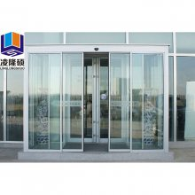西安凌隆硕感应门 平移门 酒店商铺专用自动门 西安甘肃兰州 厂家定做安装