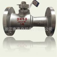 一体式高温球阀 Q41M-16C DN65 铸钢 高温排污阀