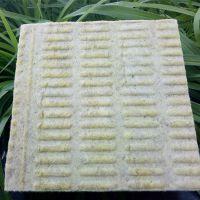 销售高低密度保温隔音a级防水憎水复合岩棉板铝箔外墙夹心岩棉板