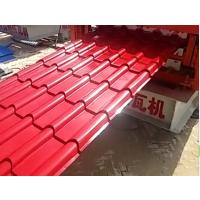 供应山西运城800琉璃瓦设备技术参数