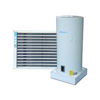海纳德品牌高层住宅专用高效率免维护阳台壁挂递进式加热真空管式太阳能热水器