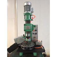 宁波芳菲机械FF-Q-6立式气压铆接机,带半自动转盘