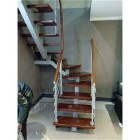 湖北武汉装修室内楼梯复式楼楼梯扶手
