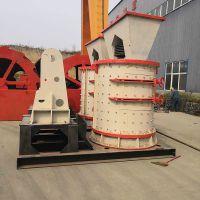数控立式制沙设备 数控制砂机 数控立式板锤制砂机