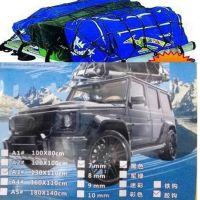 汽车行李架绳吉普SUV越野户外车顶行李网行李网罩行李架加装网